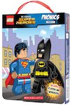 LEGO® DC Universe: Super Heroes Phonics Box Set 2