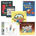 Classic Picture Books Pack x 6