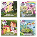 My Little Pony Picture Books Pack x 4