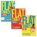 Flat Stanley Pack x 3