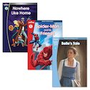 Disney and Marvel Film Readers Pack x 3