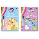 My Little Pony Wipe-Clean Learning Pair