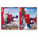 Marvel's Spider-Man Workbooks Ages 6-7 Pair