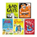 Funny Fiction for Age 7+ Pack