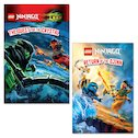 LEGO® NINJAGO™  Readers Pair