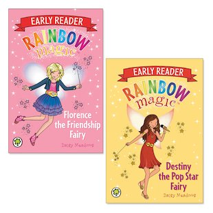 Rainbow Magic Early Readers Pair