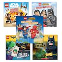 LEGO® Picture Books Pack x 5