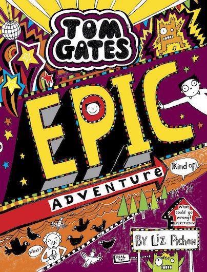 Tom Gates: Epic Adventure (kind of)