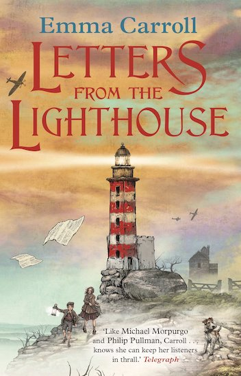 Letters from the Lighthouse x 6