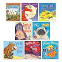 Scholastic Picture Books Pack x 8