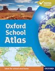 Oxford School Atlas x 6