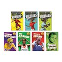 EDGE Sporting Stars Pack x 7