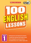 100 English Lessons for the New Curriculum Years 1-6 Pack x 6