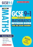 GCSE Grades 9-1: Higher Maths Revision Guide for All Boards x 10
