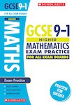 GCSE Grades 9-1: Higher Maths Exam Practice Book for All Boards x 10