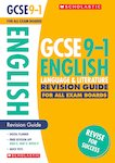 GCSE Grades 9-1: English Language and Literature Revision Guide for All Boards x 10