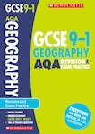 GCSE Grades 9-1: Geography AQA Revision and Exam Practice Book x 10