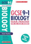 GCSE Grades 9-1: Biology Exam Practice Book for All Boards x 10