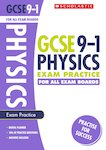 GCSE Grades 9-1: Physics Exam Practice Book for All Boards x10