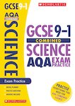 GCSE Grades 9-1: Combined Science AQA Exam Practice Book x 10