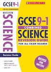 GCSE Grades 9-1: Combined Science Revision Guide for All Boards x 10