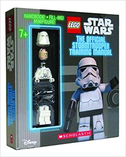 LEGO® STAR WARS™: The Official Stormtrooper Training Manual