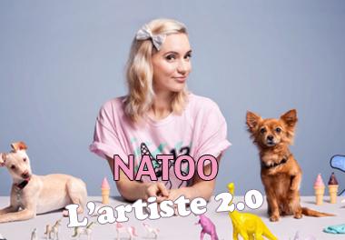 Natoo, l'artiste 2.0