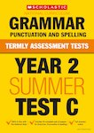 Year 2 Grammar, Punctuation and Spelling Test C x 10