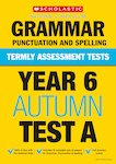 Year 6 Grammar, Punctuation and Spelling Test A x 10