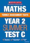 Year 2 Maths Test C x 10