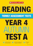 Termly Assessment Tests: Year 4 Reading Tests A, B and C x 90