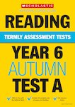 Termly Assessment Tests: Year 6 Reading Tests A, B and C x 90