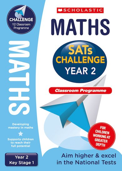 Maths Classroom Programme Pack (Year 2)