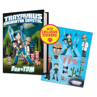 Dan TDM: Trayaurus and the Enchanted Crystal (With Stickers)