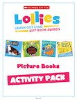 Scholastic Lollies 2017 - Picture Books Activity Pack (65 pages)