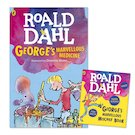 George's Marvellous Medicine with FREE George's Marvellous Mischief Book