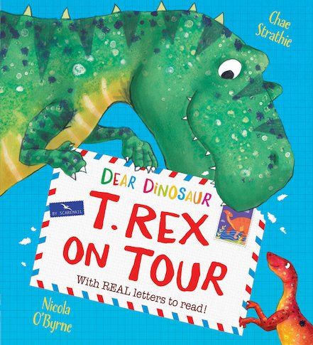 Dear Dinosaur: T. Rex on Tour.