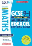GCSE Grades 9-1: Foundation Maths Edexcel Revision Guide x 10