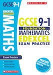 GCSE Grades 9-1: Foundation Maths Edexcel Exam Practice Book x 10