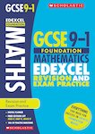 Foundation Maths Edexcel Revision and Exam Practice Book x 10