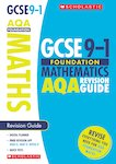 Foundation Maths AQA Revision Guide x30