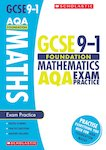 Foundation Maths AQA Exam Practice Book x10
