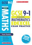 GCSE Grades 9-1: Higher Maths Edexcel Exam Practice Book x10