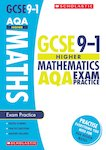 Higher Maths AQA Exam Practice Book x10
