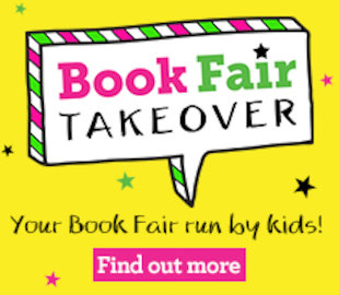 Book Fair Takeover promo