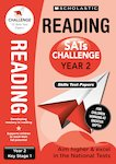 SATs Challenge: Reading Topic Assessment Book (Year 2) x 10