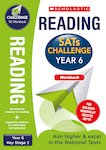SATs Challenge: Reading Workbook (Year 6) x 10