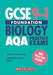 GCSE Grades 9-1: Foundation Biology AQA Practice Exams (2 papers)