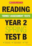 Termly Assessment Tests: Year 2 Reading Test B x 30