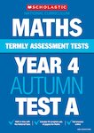 Termly Assessment Tests: Year 4 Maths Test A x 30